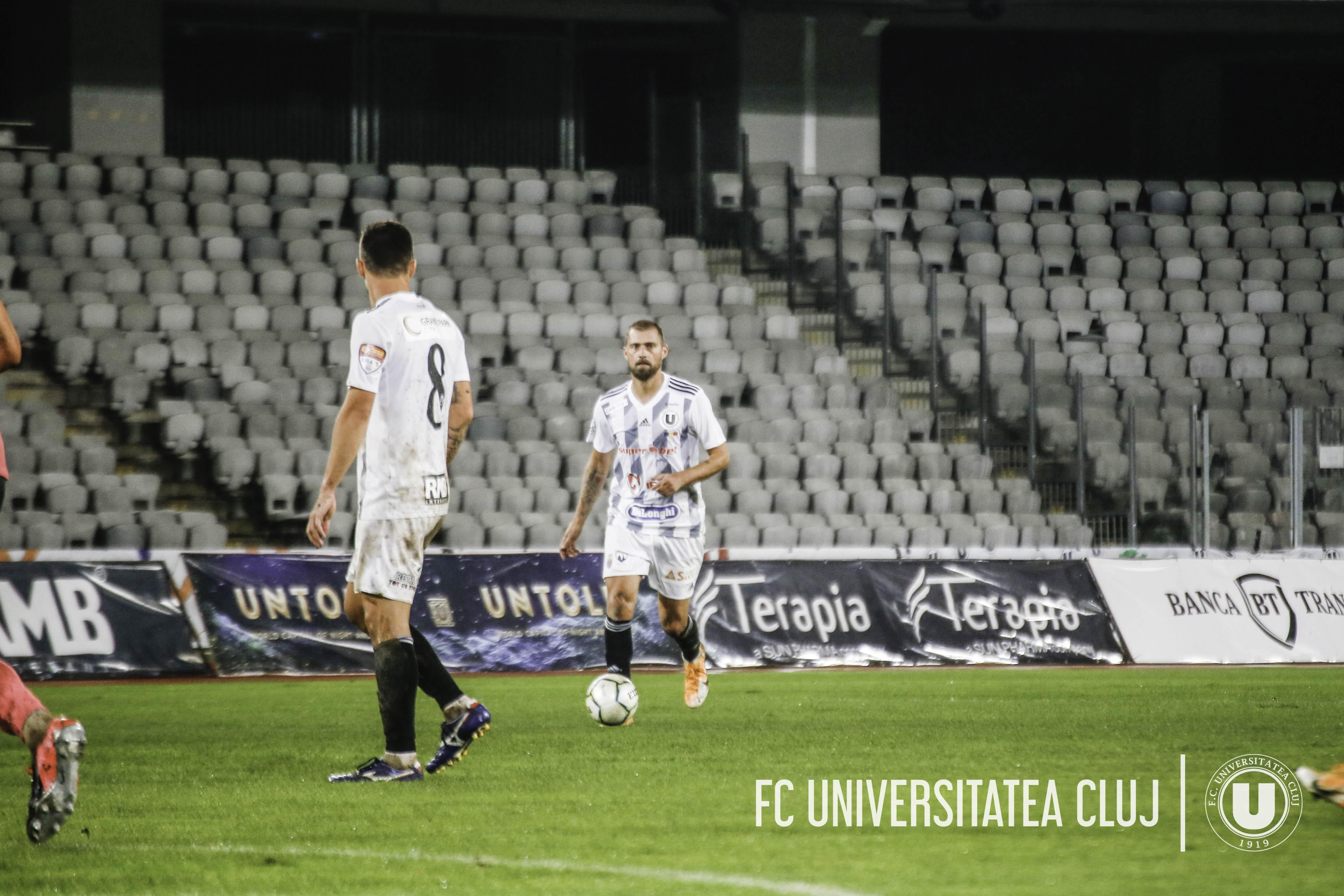 Gabi Tamaș revine în echipa de start